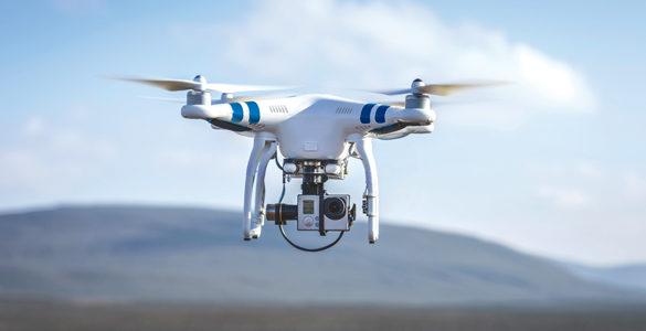 Insurance drone